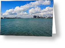 From Belle Isle With Love Greeting Card
