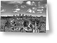 From The Bell Tower Greeting Card
