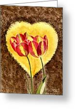 From Tulip With Love Greeting Card