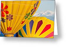 Front Range Color Greeting Card