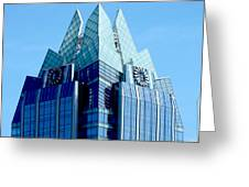 Frost Bank Austin Greeting Card