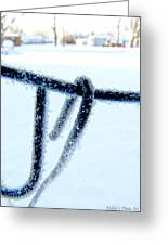 Frozen I Greeting Card