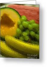 Fruitopia Greeting Card