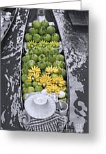 Fruits Greeting Card by Roberto Morgenthaler