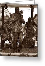 Fulton Square New Orleans Greeting Card