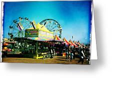 Fun At The Fair Greeting Card