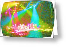 Furthur Channel Greeting Card