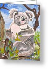 G Day Mate Greeting Card