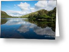 Galway Reflections Greeting Card