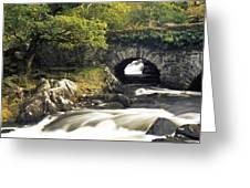 Galways Bridge, Killarney National Greeting Card