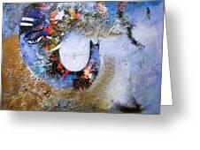 Ganesha IIi Greeting Card