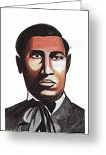Garrett Morgan Greeting Card