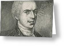 General Samuel B. Webb Greeting Card