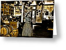 General Store Harpers Ferry Greeting Card