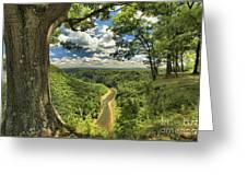 Genesee Greeting Card