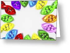 Genetic Biodiversity, Conceptual Image Greeting Card