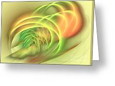 Geomagnetic Greeting Card
