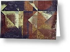 Geomix 04 - 6ac8bv2t7c Greeting Card