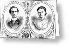 George I (1845-1913) Greeting Card