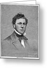 George Steers (1820-1856) Greeting Card