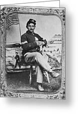 George W. Whitman Greeting Card