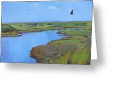 Georgia Marsh Greeting Card