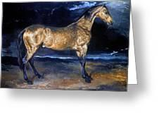 Gericault: Horse Greeting Card