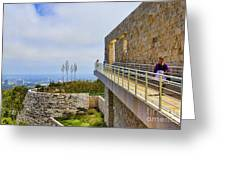 Getty Museum Iv Greeting Card