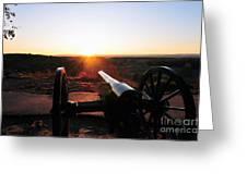 Gettysburg 31 Greeting Card