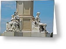 Gettysburg Memorial Greeting Card