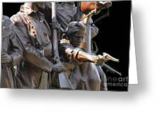 Gettysburg Monument Greeting Card