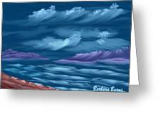 Ghost Sisters Cove Greeting Card