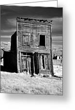 Ghosts Of Bodie  Greeting Card by Matt MacMillan