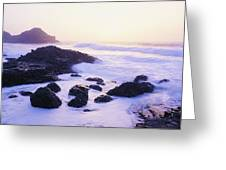 Giants Causeway, Co Antrim, Ireland Greeting Card