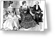 Drawings, 1900 Greeting Card