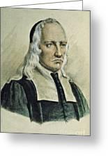 Giovanni Alfonso Borelli Greeting Card