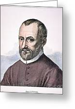 Giovanni Palestrina Greeting Card