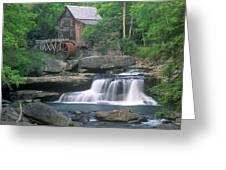 Gladie Mill Greeting Card