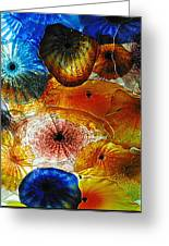 Glass Garden Greeting Card