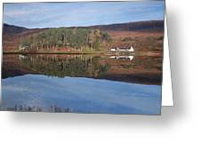 Glen Affric Reflections Greeting Card