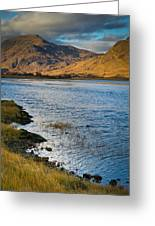 Glen Gour View Greeting Card