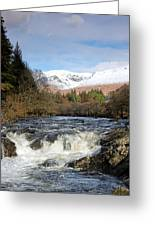 Glen Orchy Greeting Card