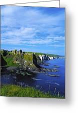 Glenarriff Falls, The Antim Glens, Co Greeting Card