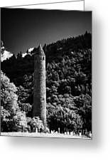 Glendalough Ireland Greeting Card