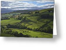 Glenelly Valley, County Tyrone Greeting Card