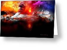 Global Warming- Greeting Card