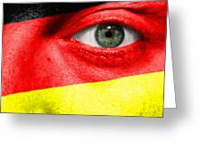 Go Germany Greeting Card by Semmick Photo