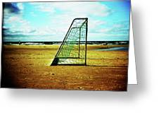 Goal Greeting Card
