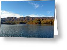 God's Country Greeting Card