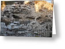 Golgotha The Place Of The Skull Greeting Card